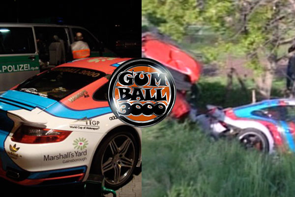 Gumball 3000 Fatality
